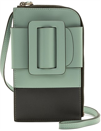 BUCKLE CROSS BODY PHONE CASE (CS/CSD)
