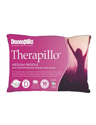 Therapillo Contour Memory Foam Pillow