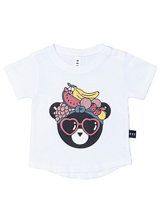 Fruit Bear T-Shirt(0-3 Months -2 Years)