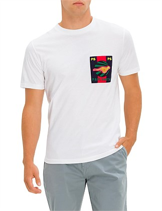MENS REG FIT SS T SHIRT