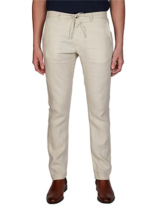 O2. RELAXED LINEN CHINO