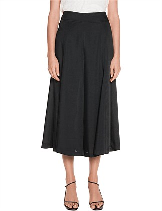 WASHER TWILL CULOTTES