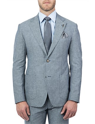 WOOL HALF LINED SPORTS JACKET