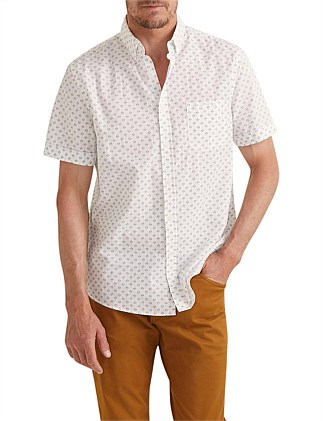 William Short Sleeve Shirt