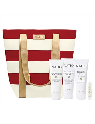 X19 DIVINE Aromatherapy Tote Bag Gift Set