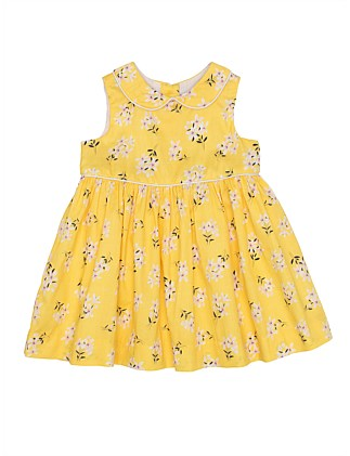 ESTELLE COLLAR DRESS (3M-2Y)