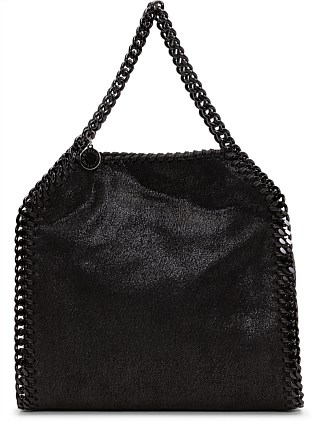 Falabella Mini Tote Shaggy Deer