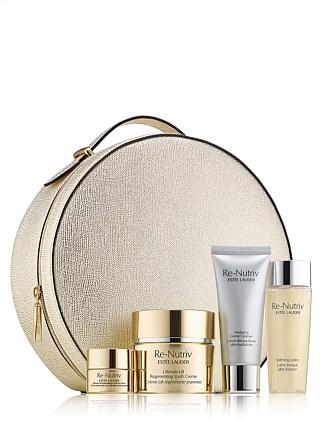 The Secret of Infinite Beauty Ultimate Lift Regenerating Youth Collection for Face