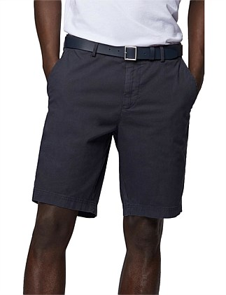 Regular-Fit Shorts With A Fine Ribbed Structure