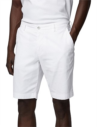 Lightweight Shorts In Italian Stretch Cotton