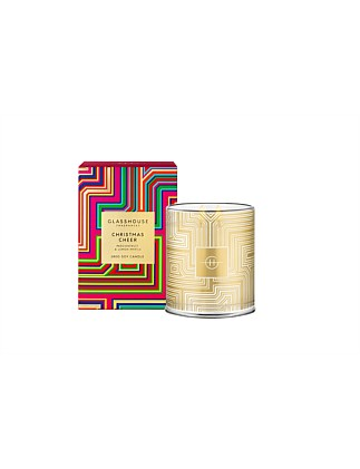 Christmas Cheer 380g Triple Scented Candle