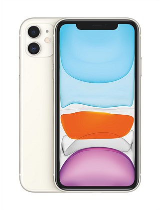 iPhone 11 64GB - White - MWLU2X/A