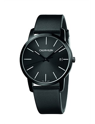 CALVIN KLEIN City Black 43mm watch