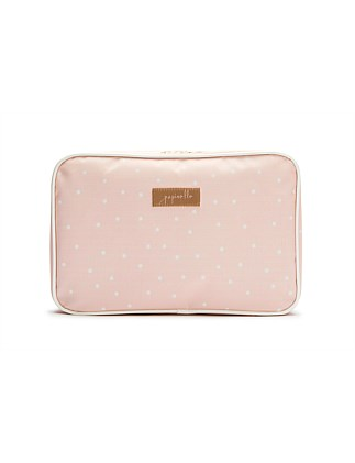 Pink Spot Large Cosmetic Bag