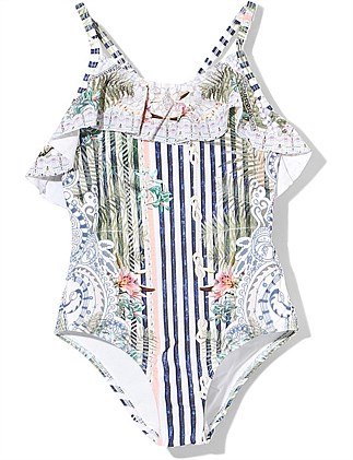 Beachsha Frill One Piece (8-14 Years)