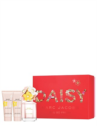 Marc Jacobs Daisy Eau So Fresh Edt 75Ml Set