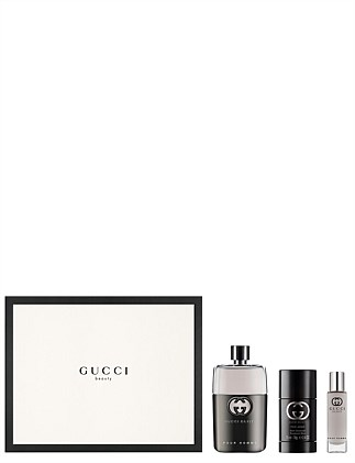 Guilty Pour Homme Edt 90Ml Set