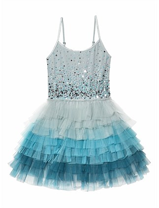 Frosted Bauble Tutu Dress (8-11 Years)