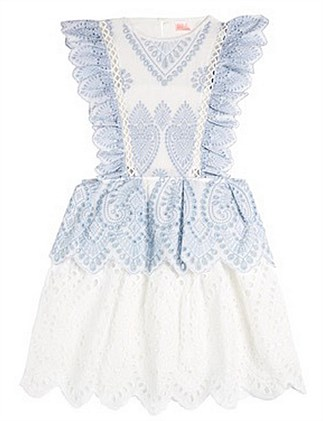 Lucila Cotton Dress (Girls 8-16)