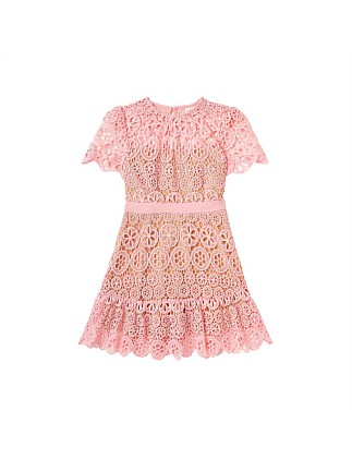 Montarna Lace Dress (Girls 3-7)