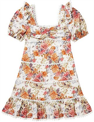 Mischa Floral Dress (Girls 8-16)