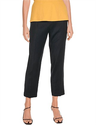 SMOOTH STRETCH SLIM CROP PANT
