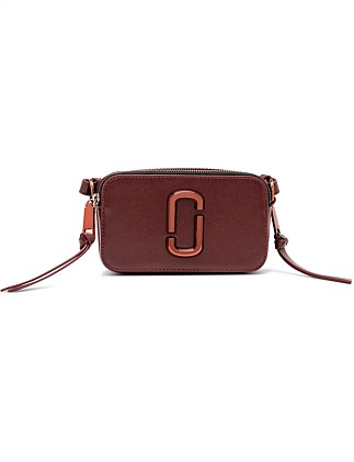 The Snapshot DTM Anodized Bag - Wine