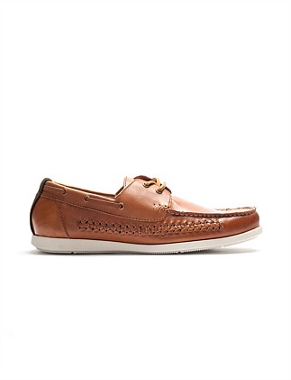 Ostend Road Boat Shoe