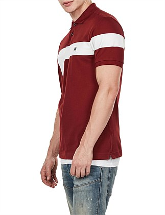 Graphic 13 slim polo s\s