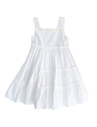 Freya Tiered Dress (Girls 3-7)