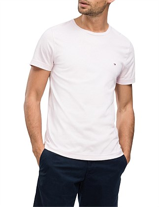 WCC ESSENTIAL COTTON C-NECK TEE