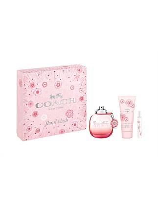 COACH FLORAL BLUSH EDP Set