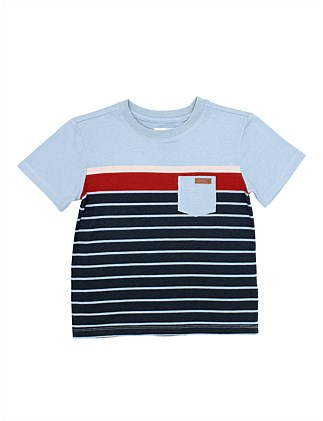 Harry Engineered Tee (Boys 3-7)