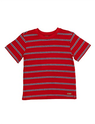 George Stripe Tee (Boys 3-7)