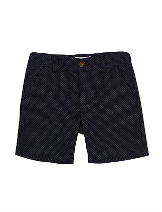 James Dobby Shorts (Boys 3-7)
