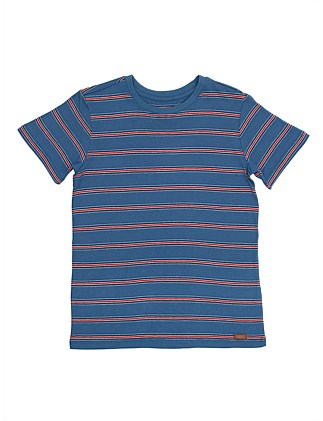 George Stripe Tee (Boys 8-16)