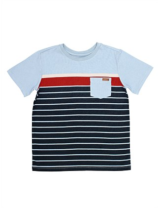 Harry Engineered Tee (Boys 8-16)