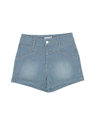 Sammy Denim Shorts (Girls 8-16)
