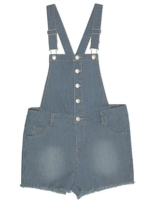 Annie Denim Overall (Girls 8-16)