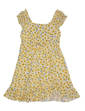 Lyla Daisy Dress (Girls 8-16)