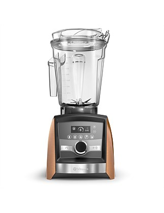 Ascent Series A3500i High-Performance Blender - Copper