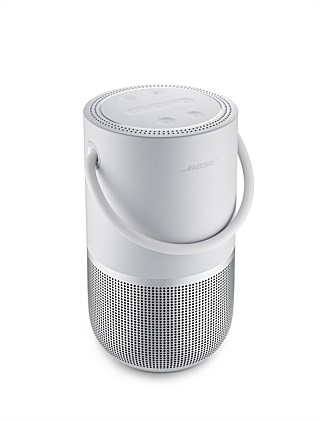Portable Home Speaker  - Luxe Silver