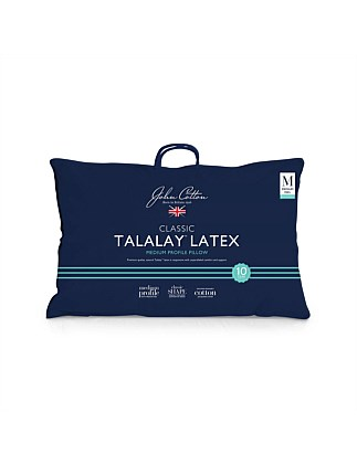 Classic Talalay Latex Medium Pillow