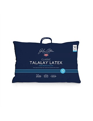 Classic Talalay Latex High Pillow