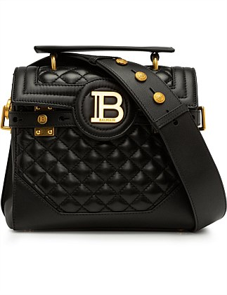 B BUZZ 23 QUILTED BAG