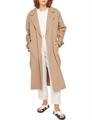 Holly Relaxed Trench