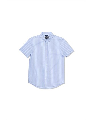 SUMMER STRIPE SS SHIRT