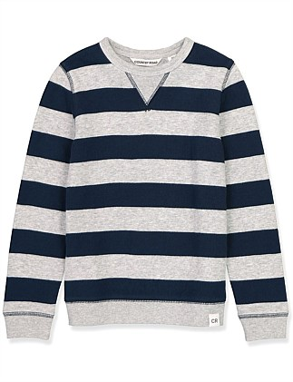 Stripe T-Shirt (Boys 2-10)