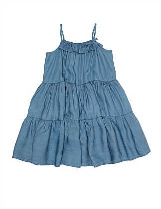 Martha Tiered Dress (Girls 3-7)