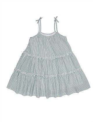 Norma Tiered Dress (Girls 8-16)